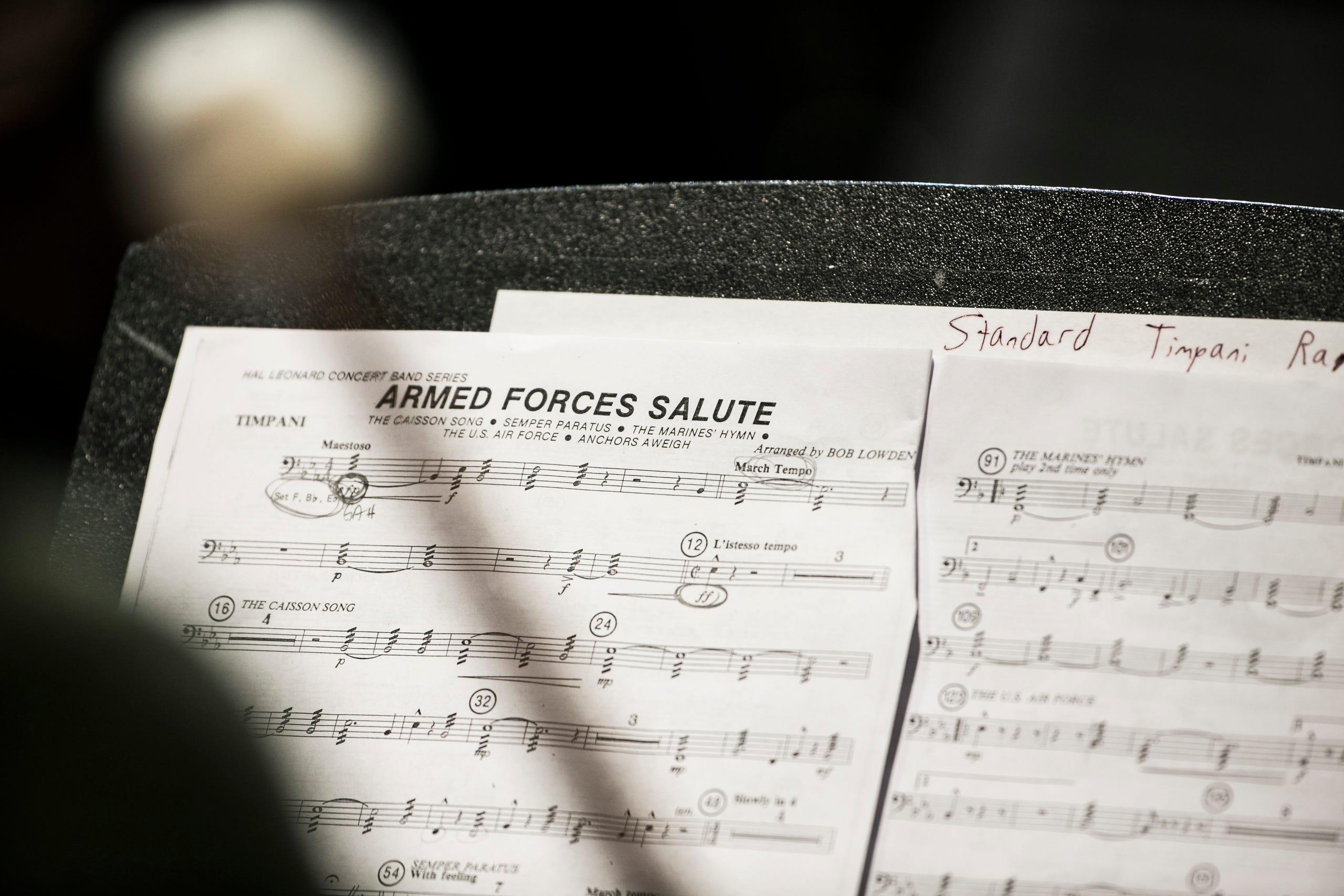 High school bands will represent Arizona at Pearl Harbor