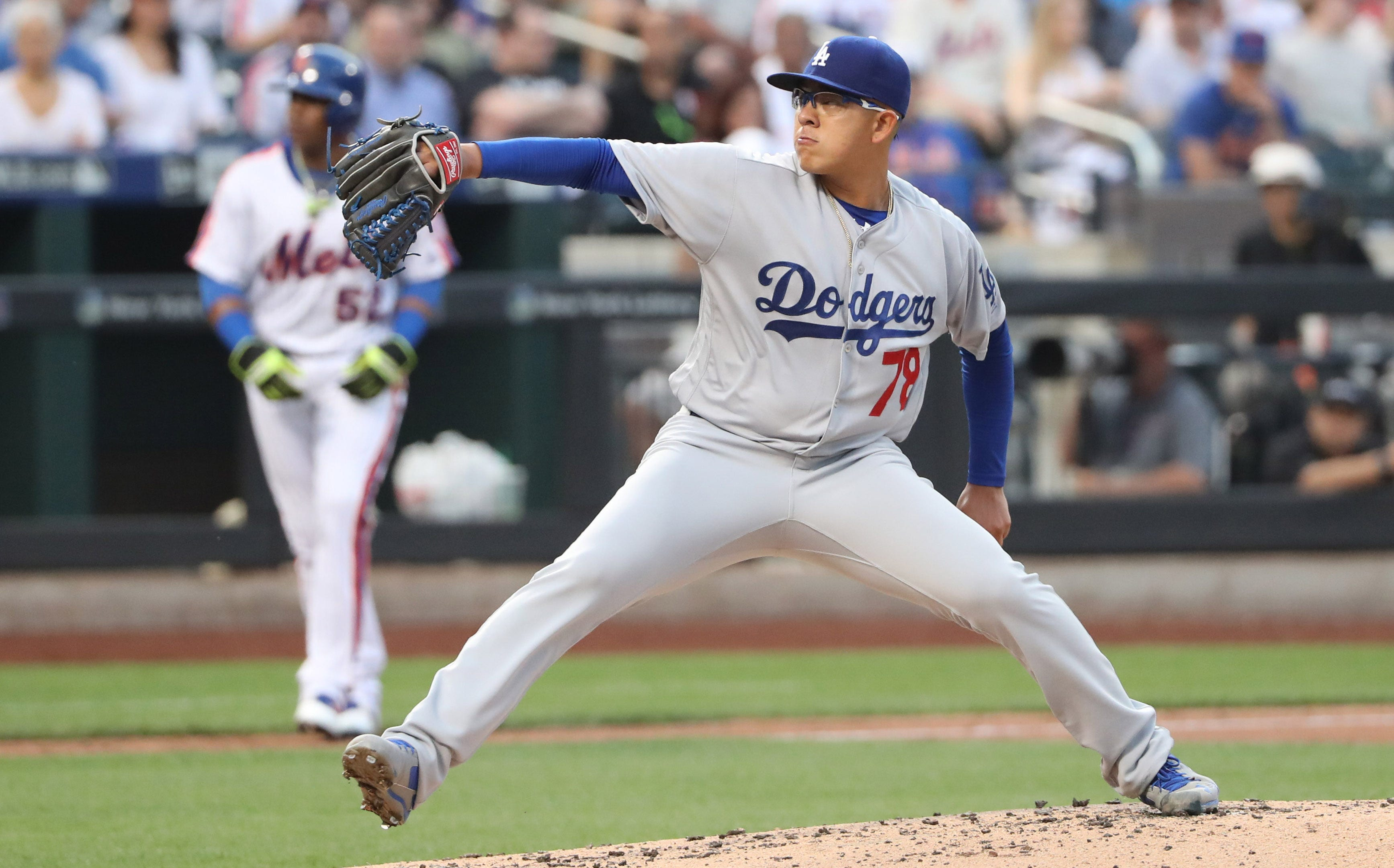 Dodgers send julio urias back to minors for Moving from new york to la