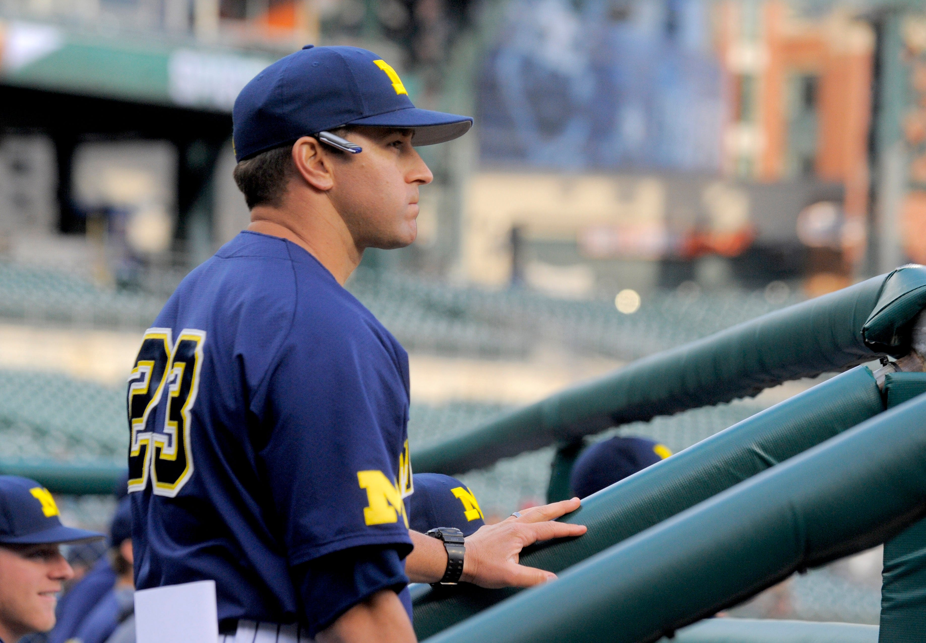 Two-out rallies burn Michigan in loss to FGCU