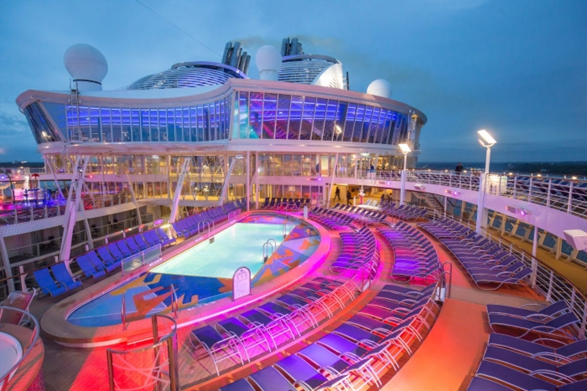 Five Things To Love About Royal Caribbean S New Harmony Of