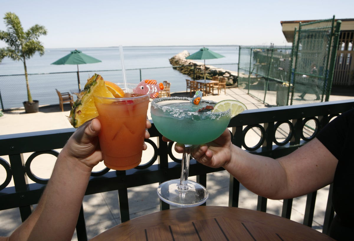 Waterfront restaurants in the Lower Hudson Valley