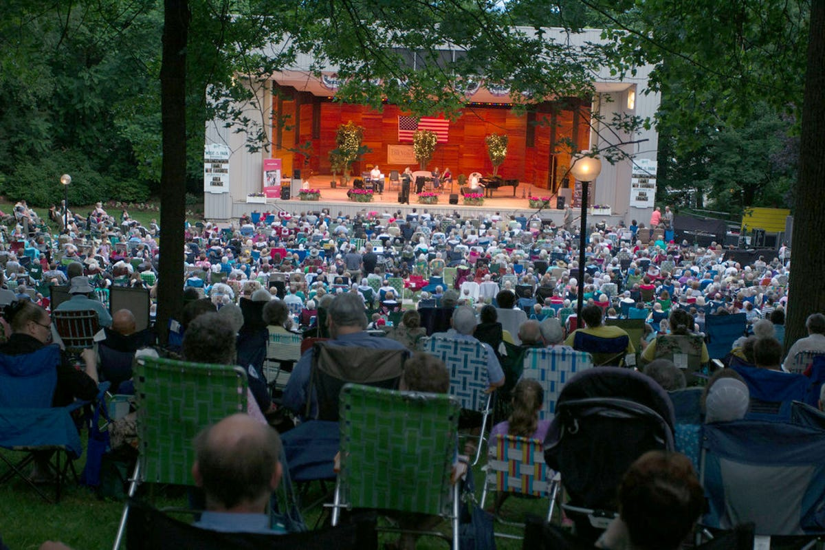 Things to do in Lebanon, Pa : Live music you can see this summer