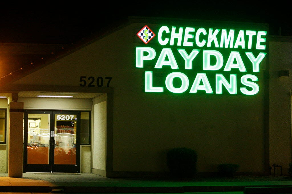 Payday loans face new challenge: Can borrowers afford them?