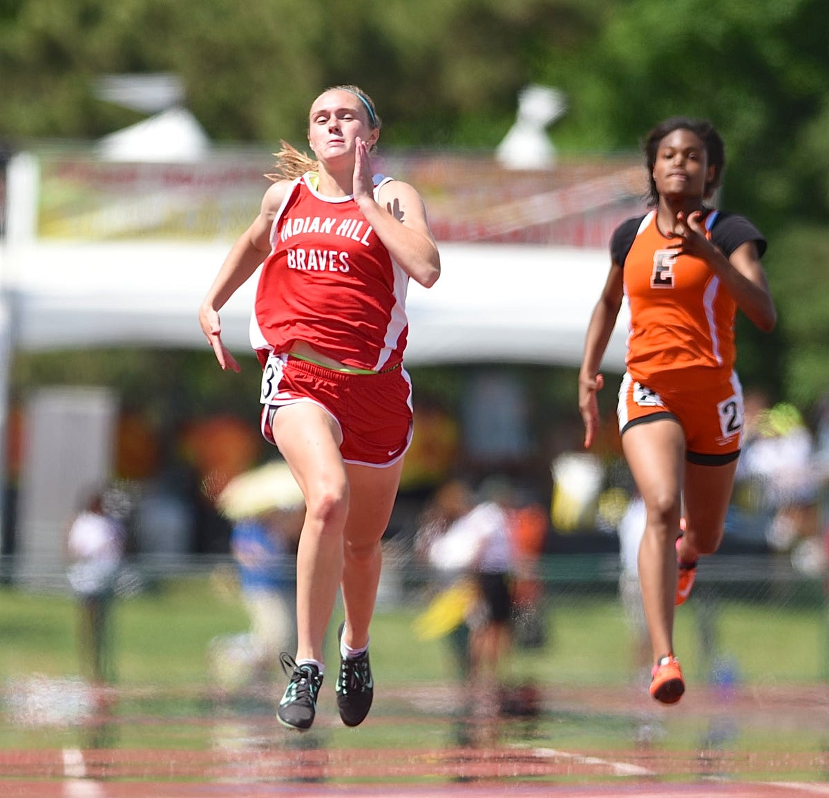 Spring All Stars: 2016 Ohio girls track & field