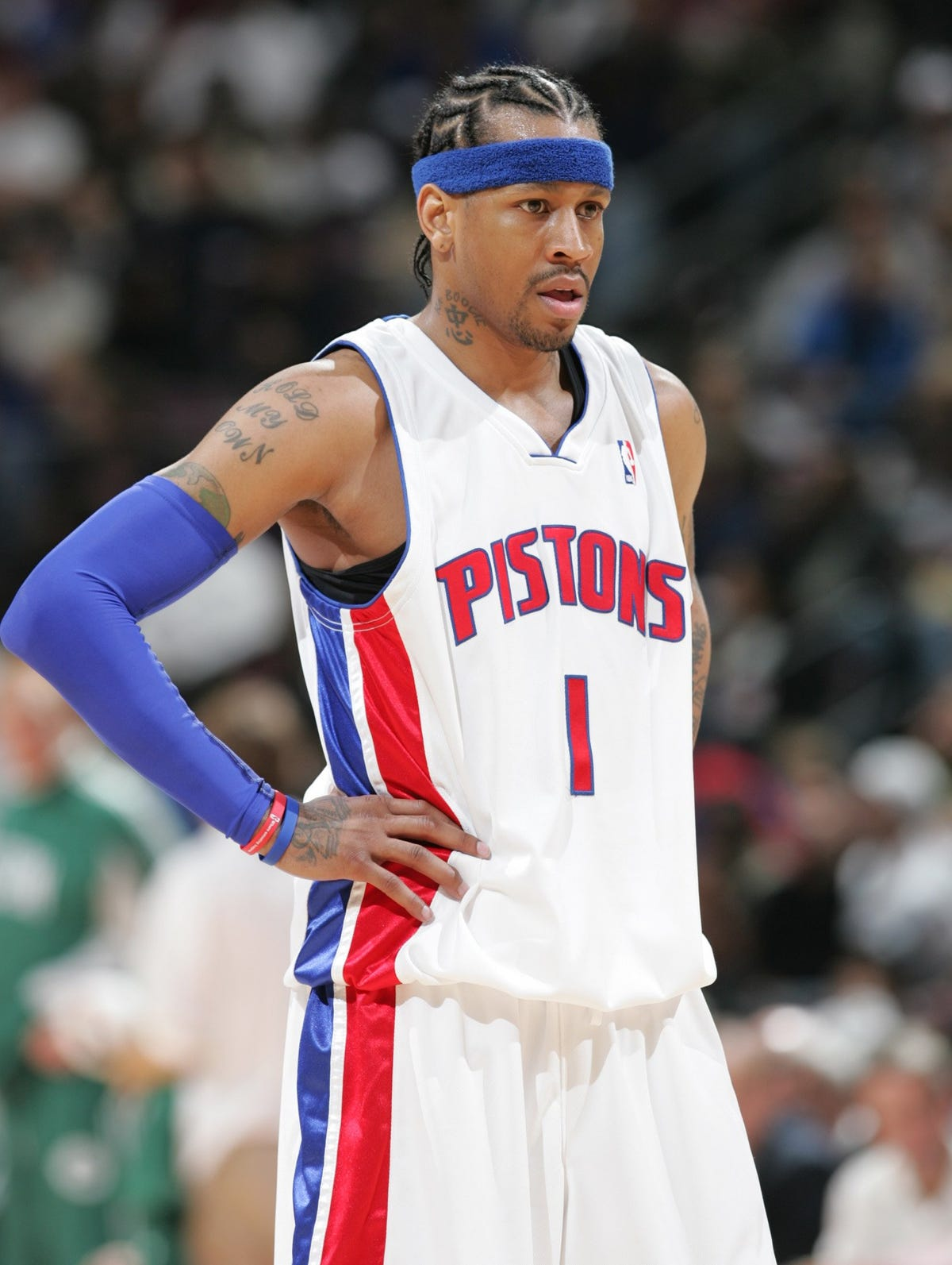 the latest d71a3 8f7fc Allen Iverson: 'Detroit was a bad situation for me'