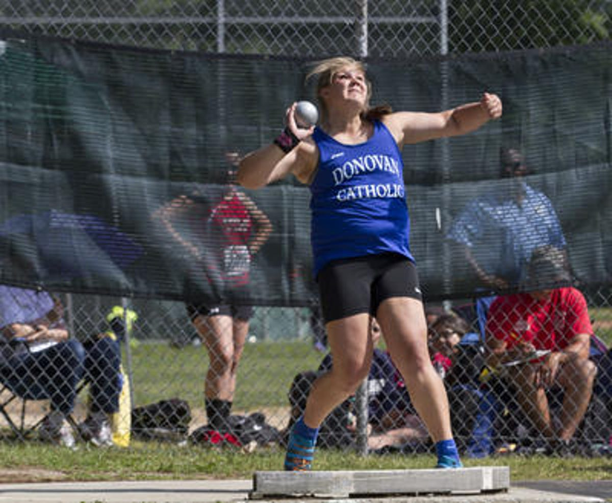 Track: NJSIAA Meet of Champions results