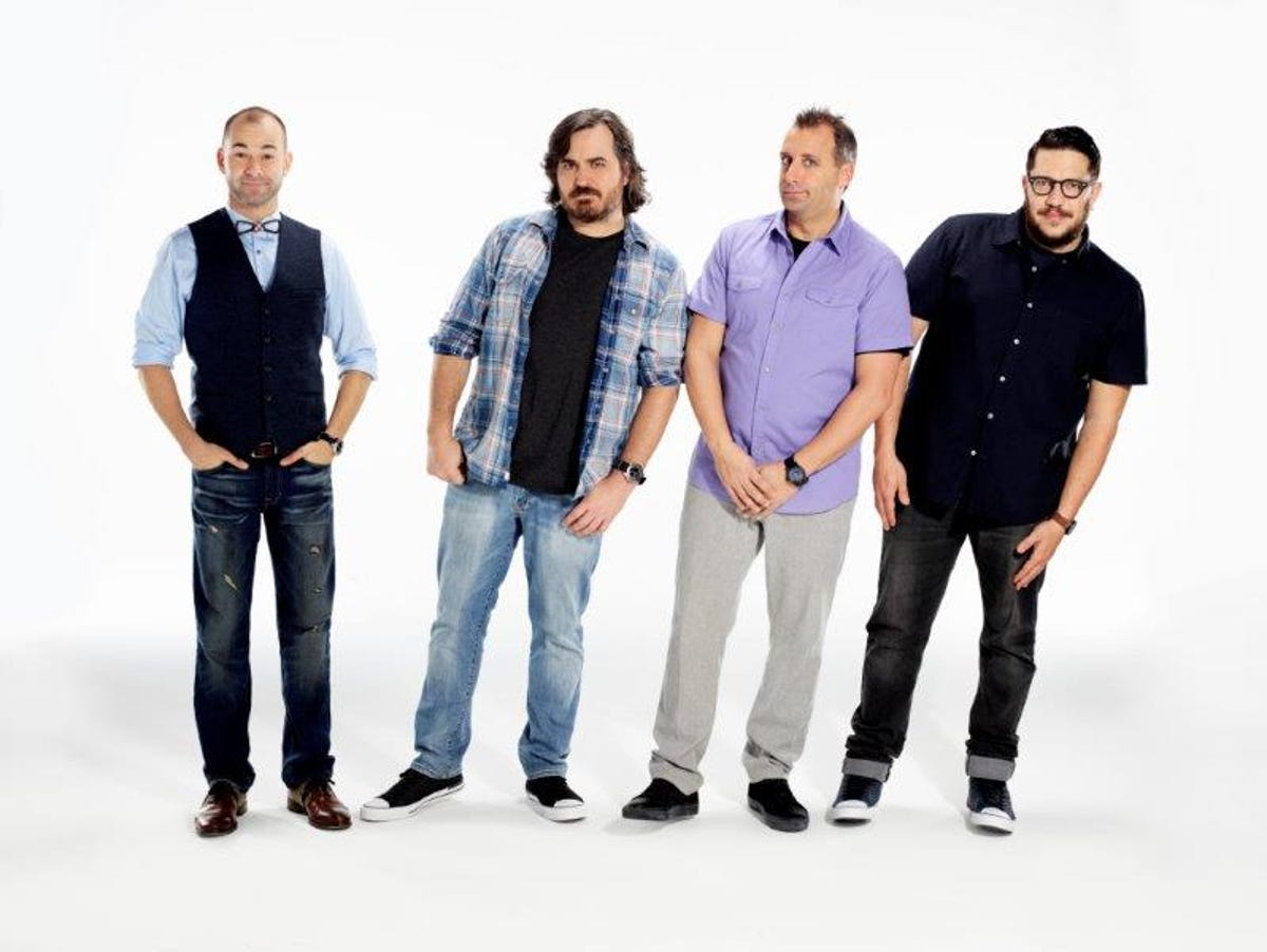 Murr of 'Impractical Jokers': 'The joke's on us'