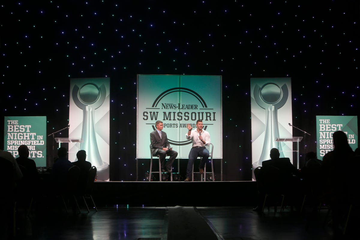 Tebow provides inspirational message at Southwest Missouri