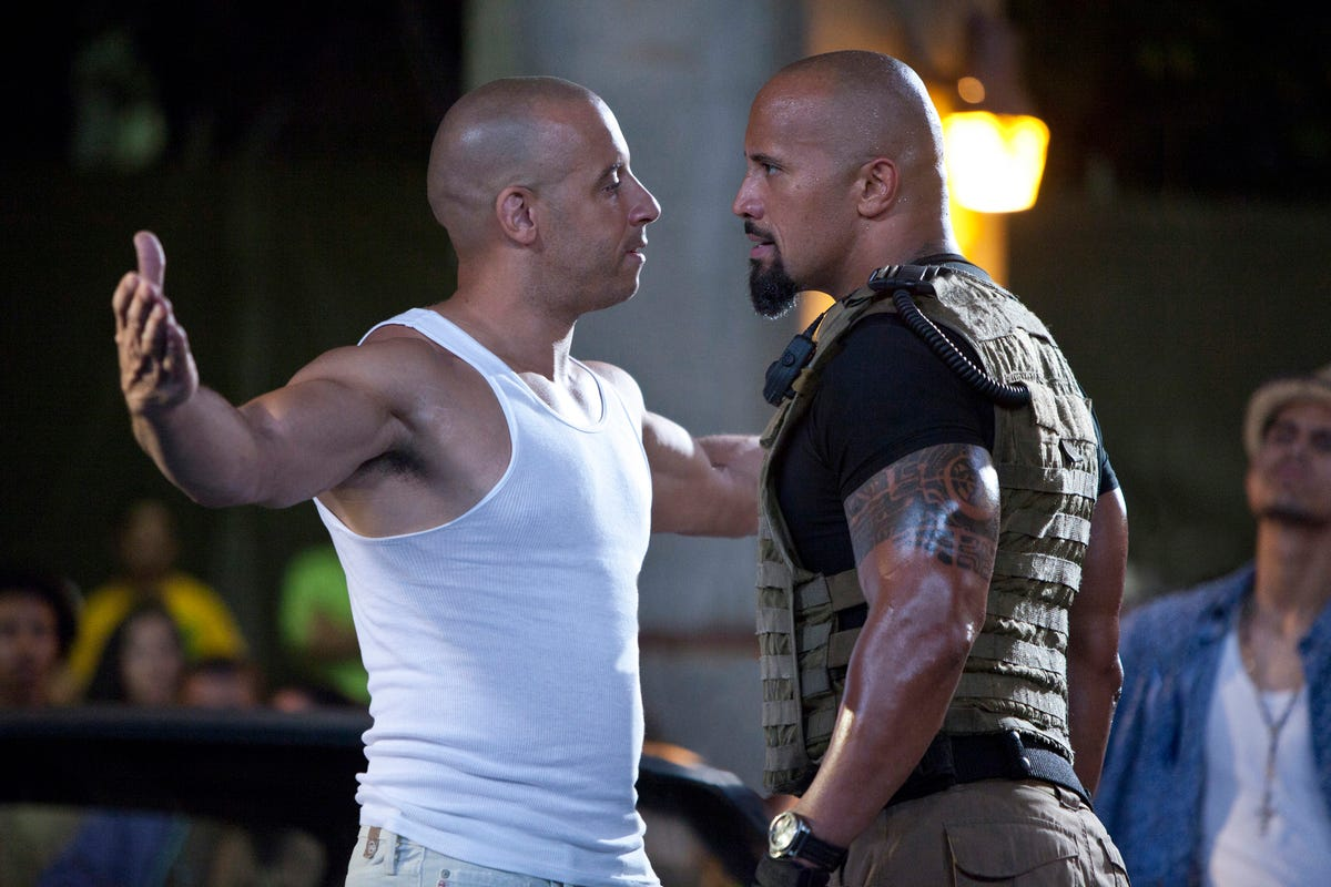 Dwayne Johnson: Every role ranked, including 'Fighting With