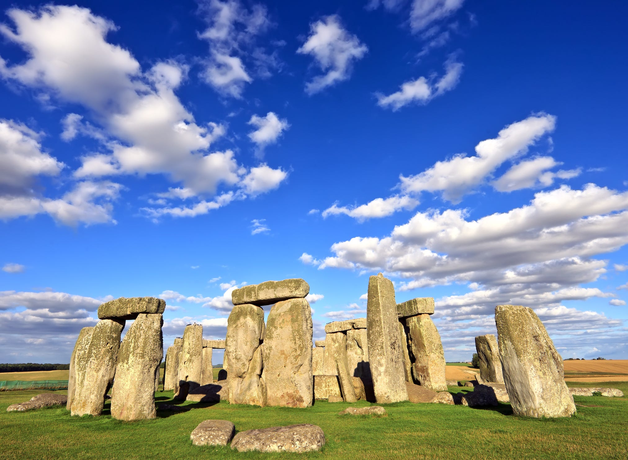 Why did Stonehenge's massive rocks come from Wales, 180 miles away?