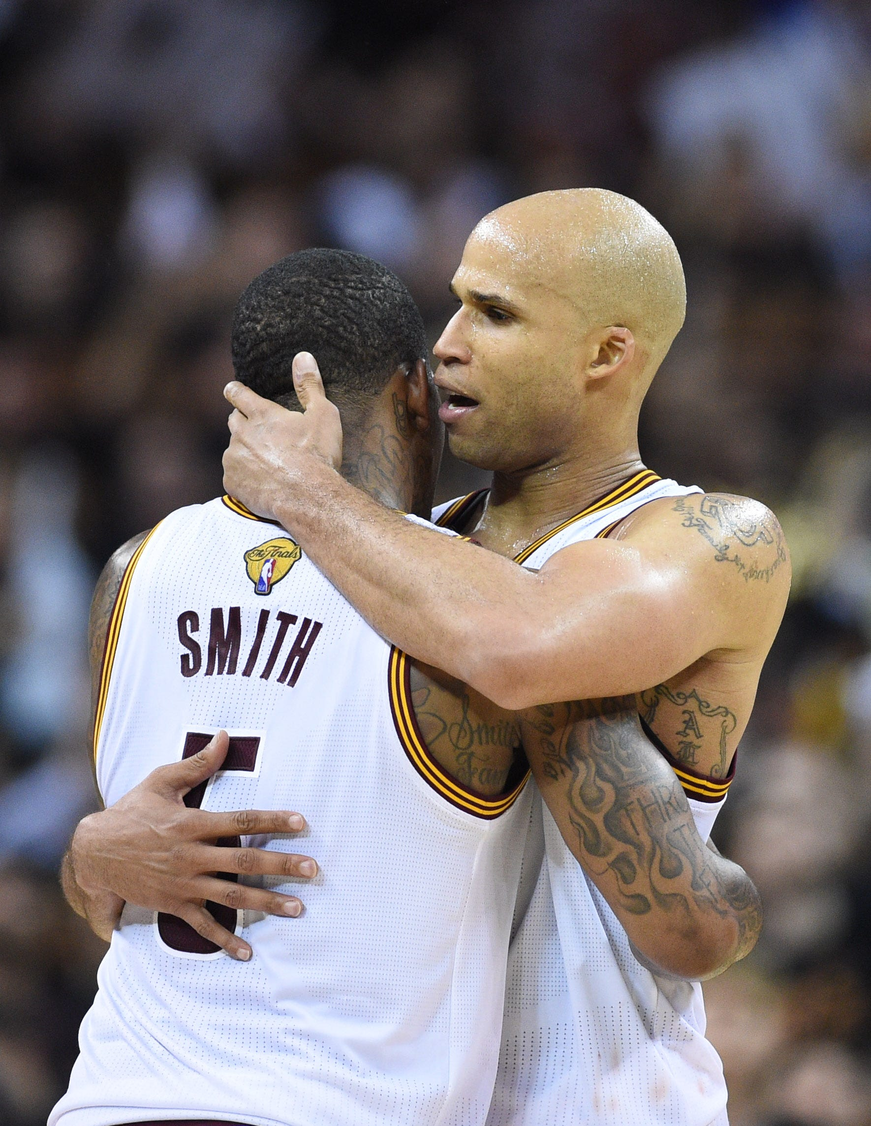 pretty nice 71292 8b300 Richard Jefferson announces retirement after Cavaliers win ...