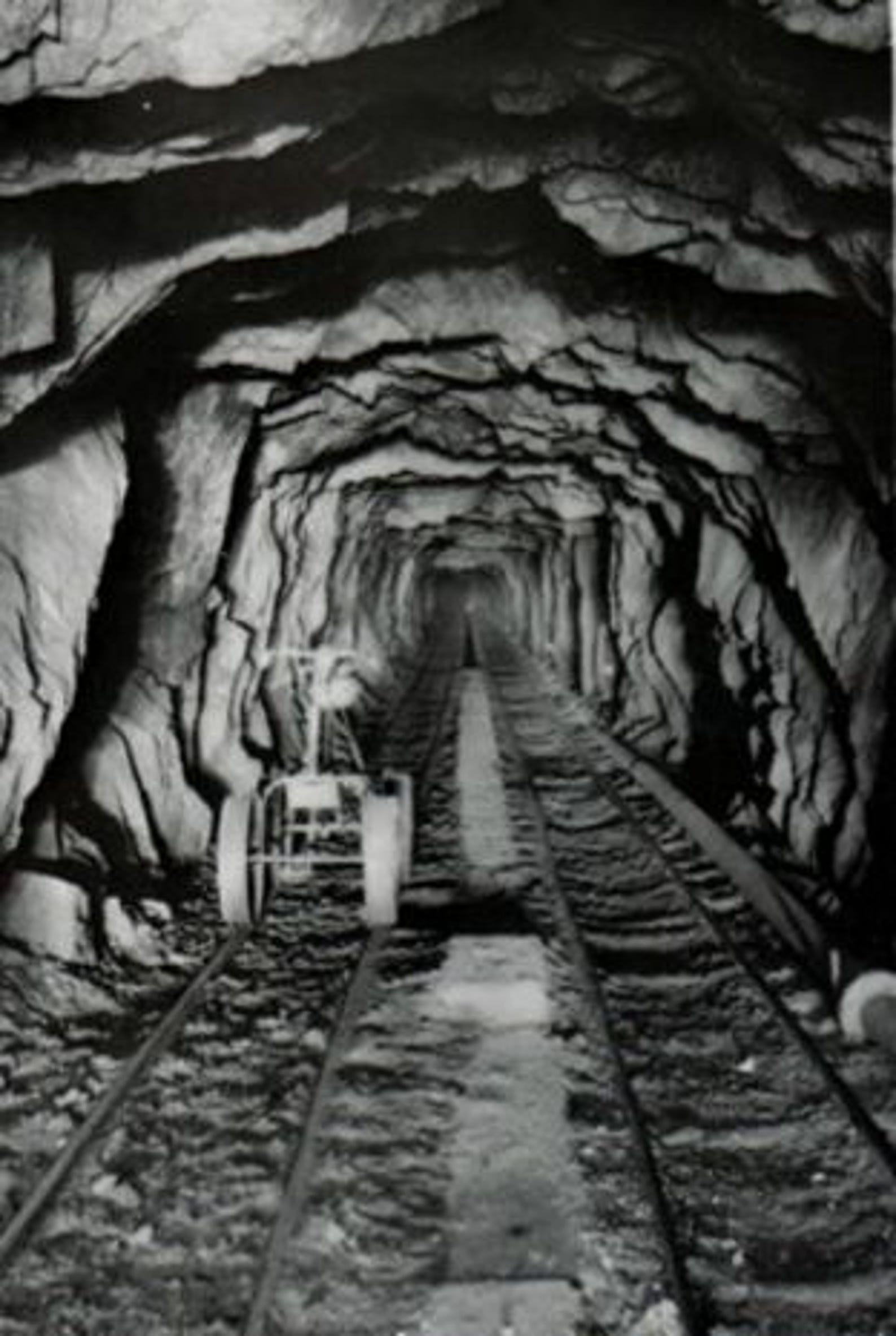 The mine operated until 1942, when the U.S. government closed all mining unrelated to the war effort. The privately owned property is for sale. Arizonans need to buy it.