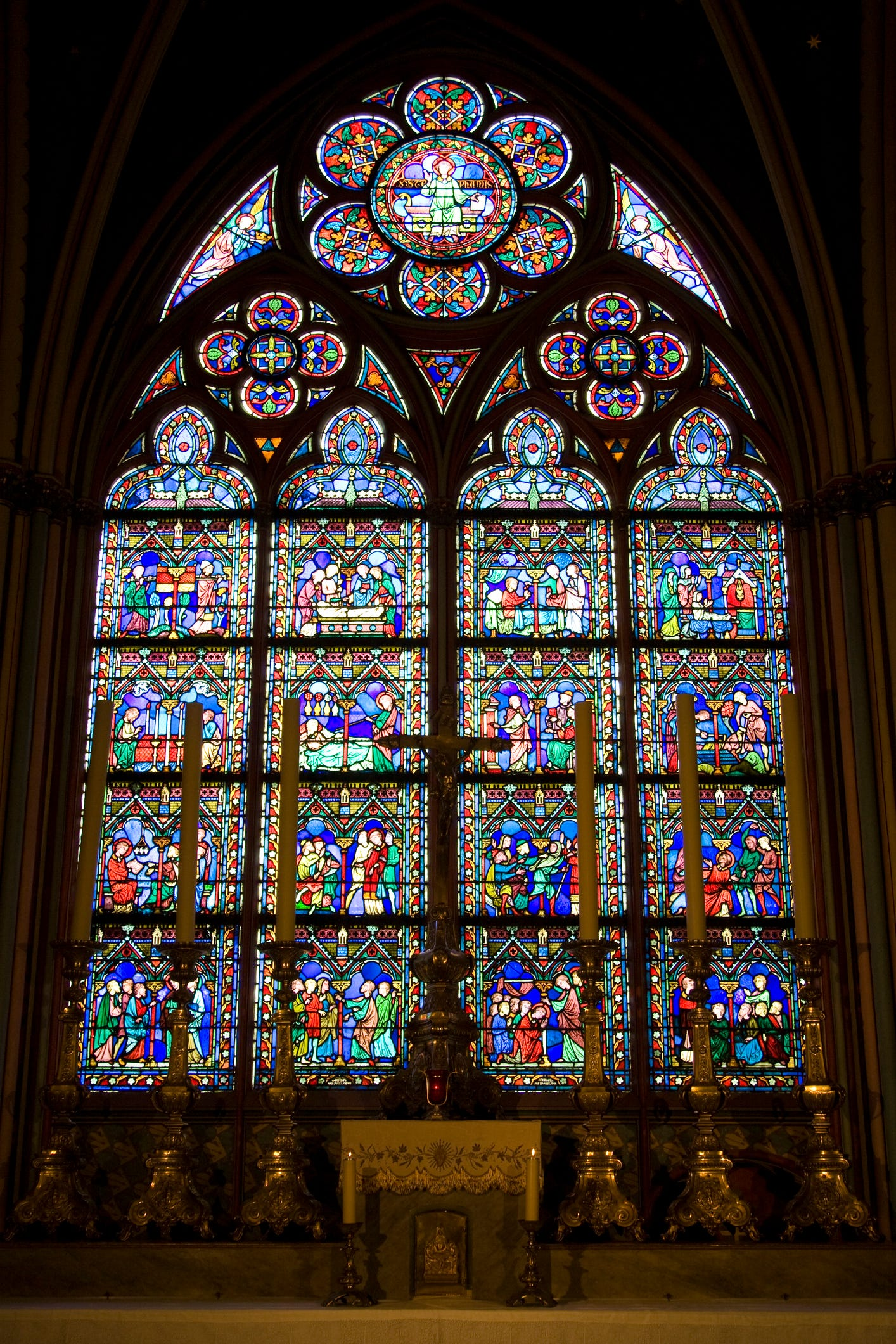 Architectural & Garden Tiny Jewels In This Ribbon Stained Glass Window Extremely Efficient In Preserving Heat