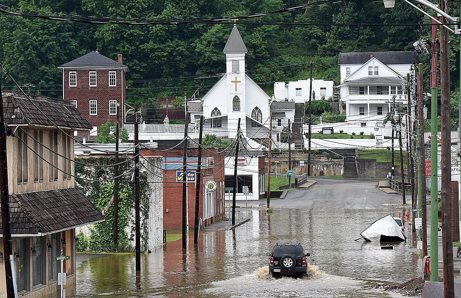 In West Virginia A Flood That Will Go Down In History Wusa9 Com