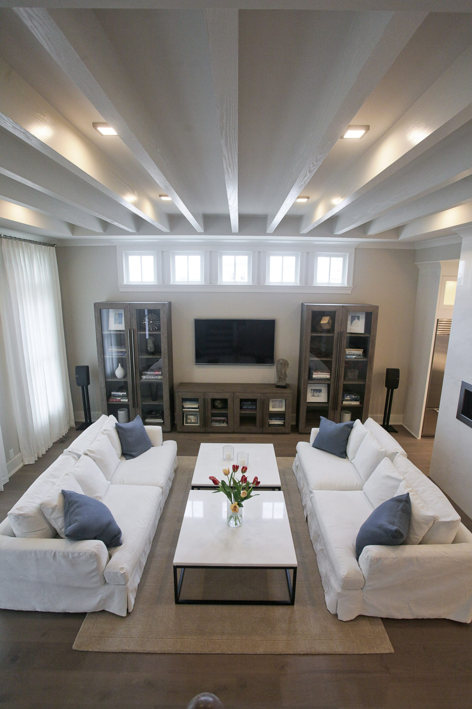 Living Room Happy Hour