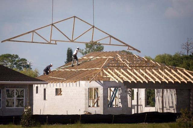 Homes were being built in the Isles of Collier Preserve community in 2014, and its sister development Sabal Bay in East Naples is now expanding.