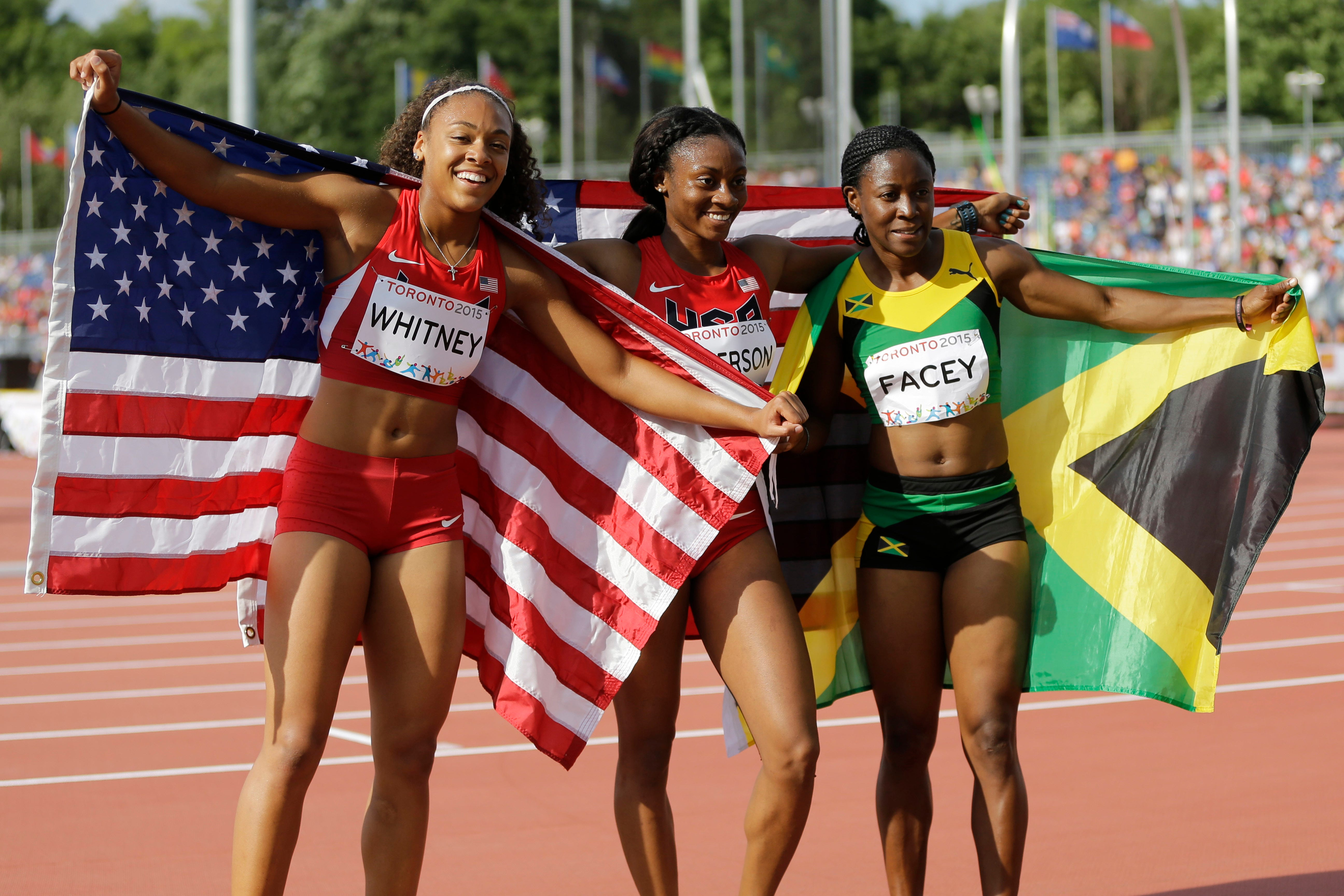 Being One of the First Sprinters to go Pro Out of High School with Kaylin Whitney