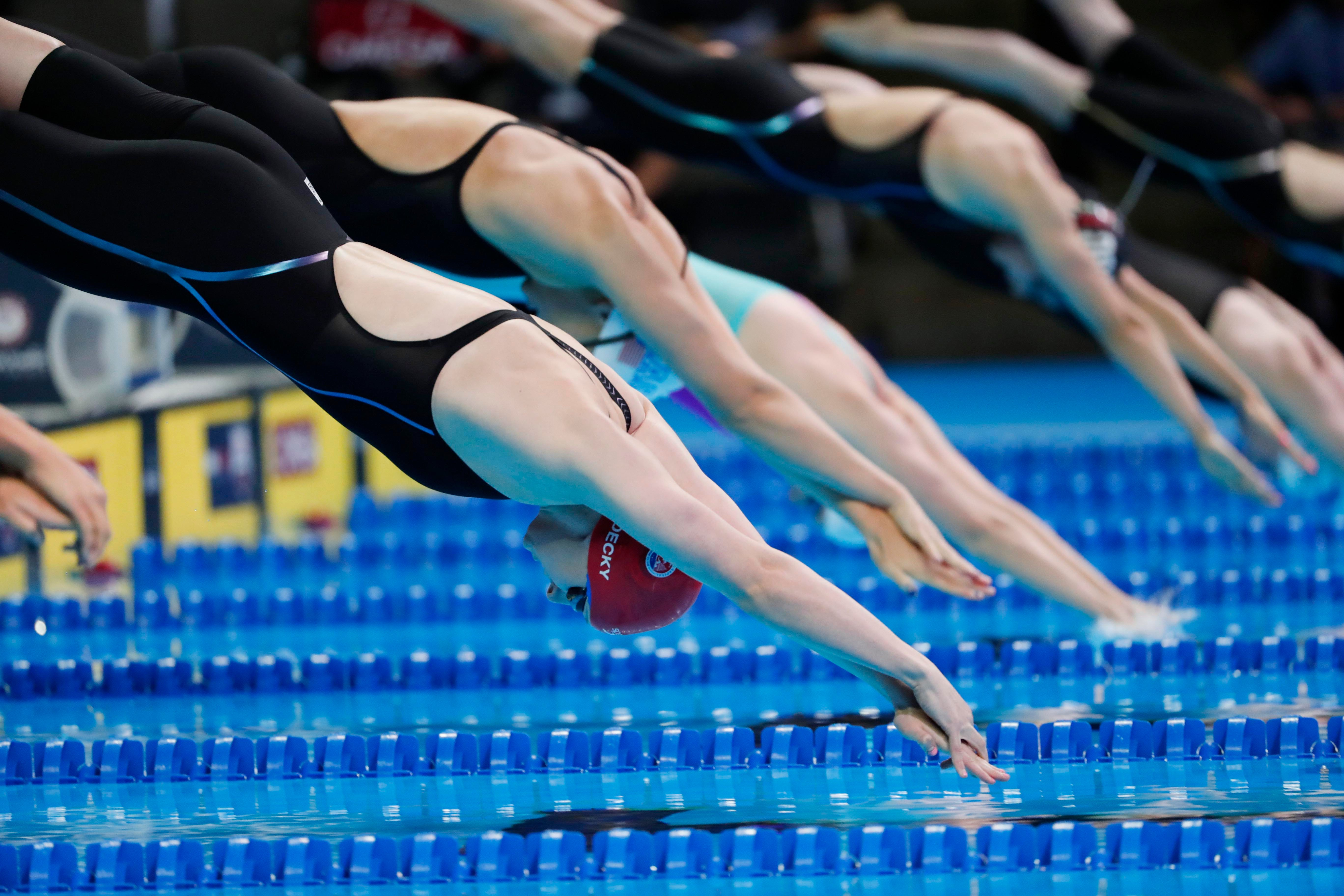 U.S. Olympic swimming trials: Event schedule, how to watch/stream the nation's top swimmers