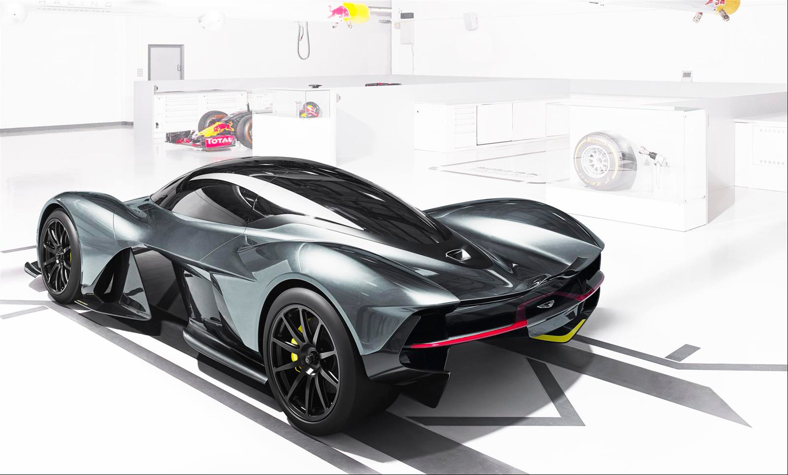 Aston Martin Has Teamed Up With Red Bull Racing To Develop The Am Rb 001