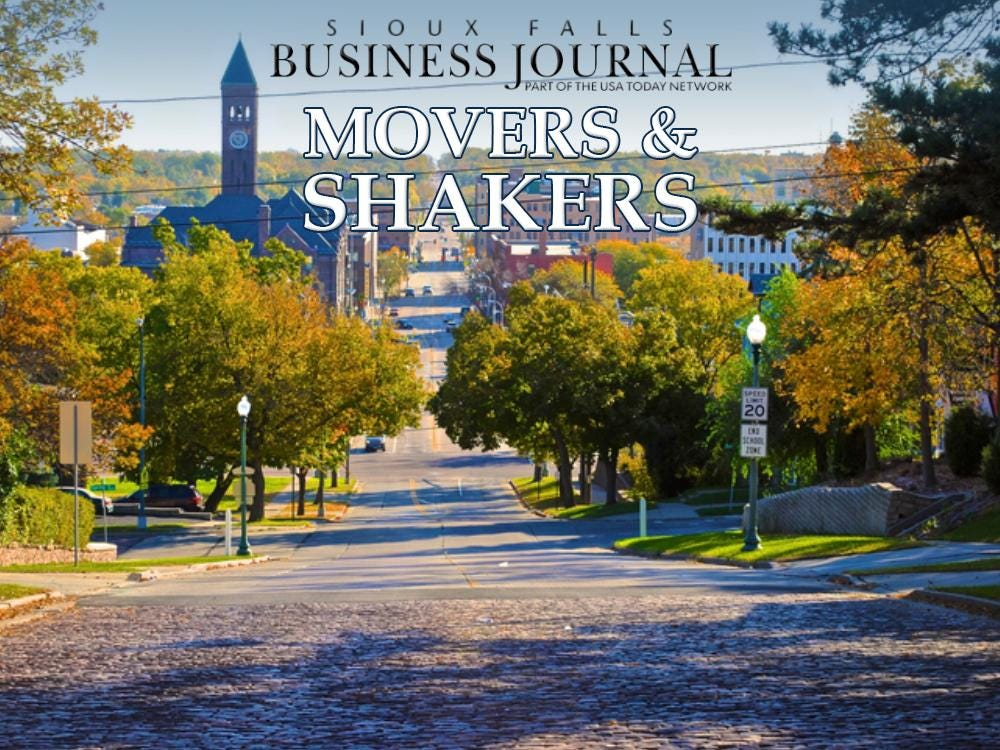 Argus Leader Movers & Shakers: June 20