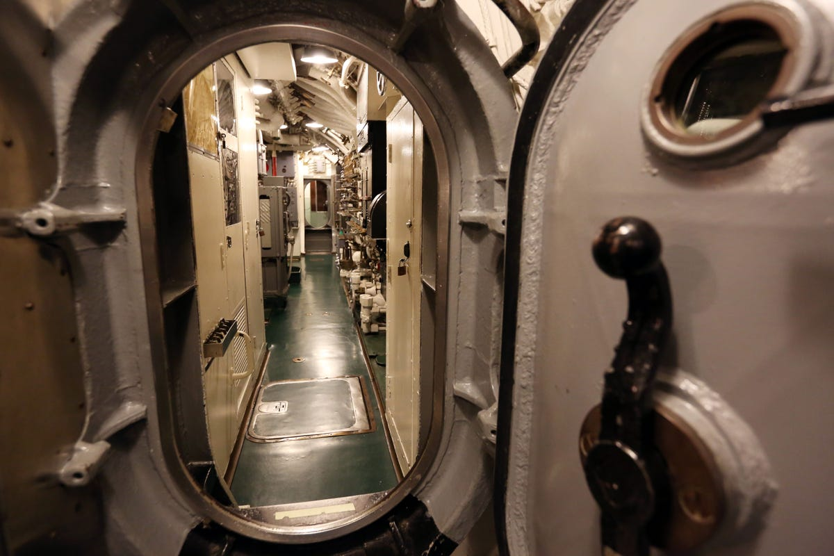 Spend the night aboard the USS Cobia submarine in Manitowoc