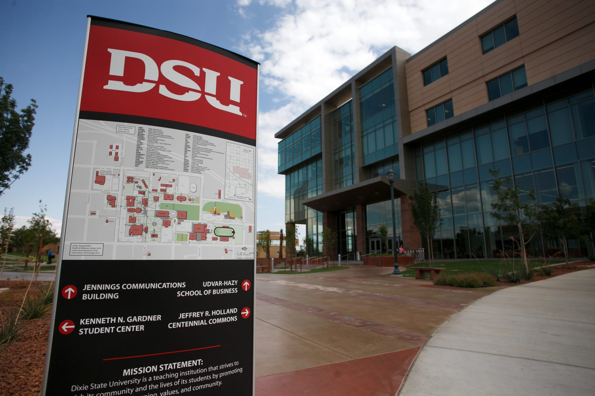 Dixie State student newspaper sees cut as university