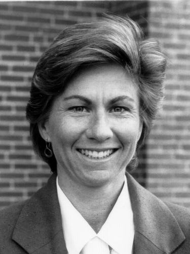 Julie Dayton was a Delaware Sports Hall of Fame inductee in 2003.