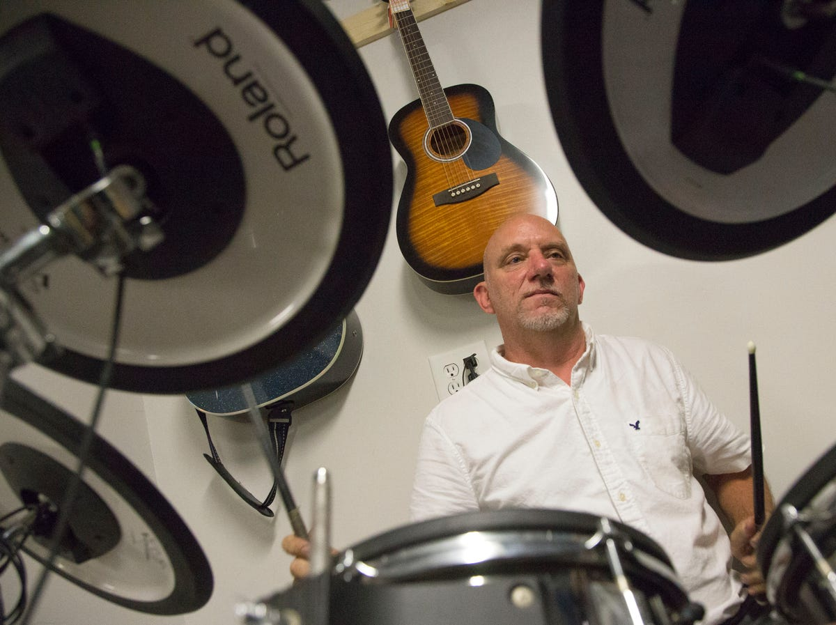 Second Hand Music attracting guitar collectors from all over