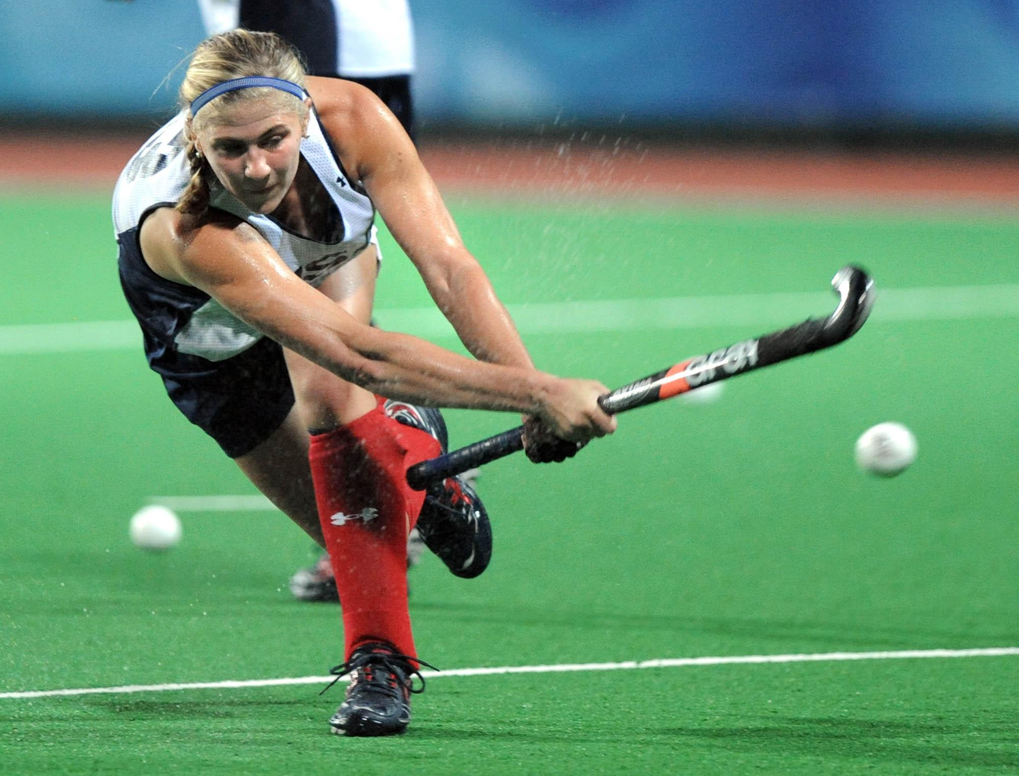 St. Mark's grad Katelyn Falgowski is the DSBA 2016 Athlete of the Year after playing in her third Olympics for the U.S. field hockey team.