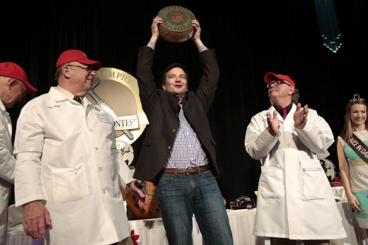 World Championship Cheese Contest breaks record for entries