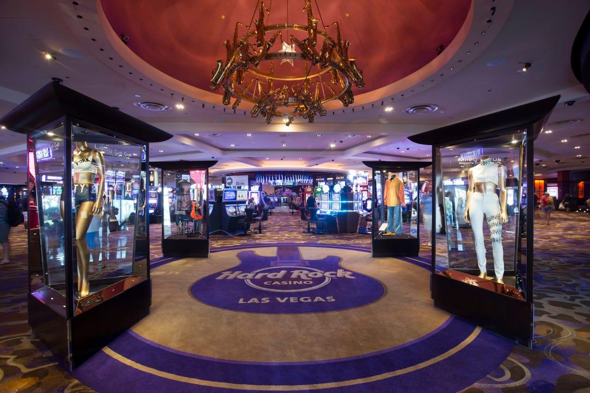 Tour the Hard Rock Hotel & Casino Las Vegas