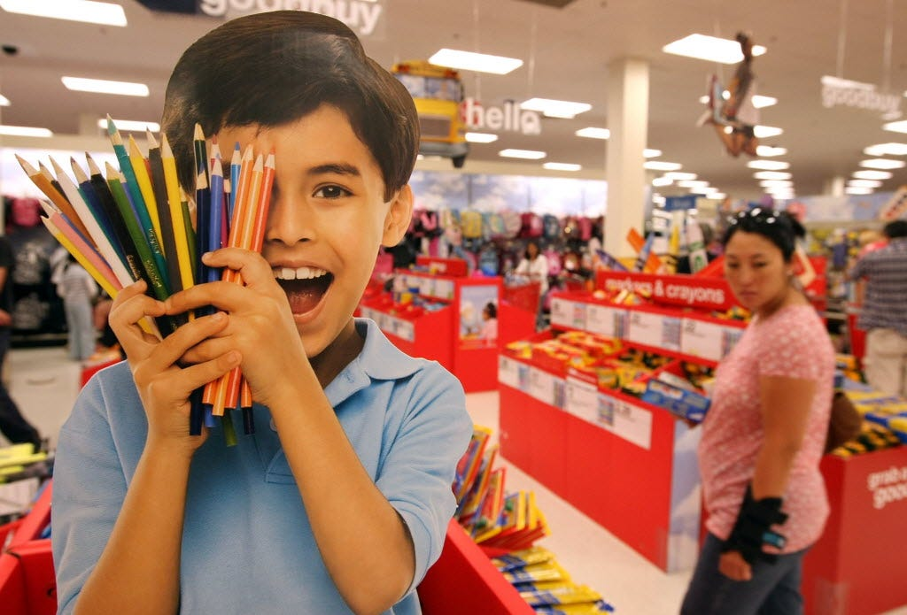 The do's and don'ts of back to school shopping