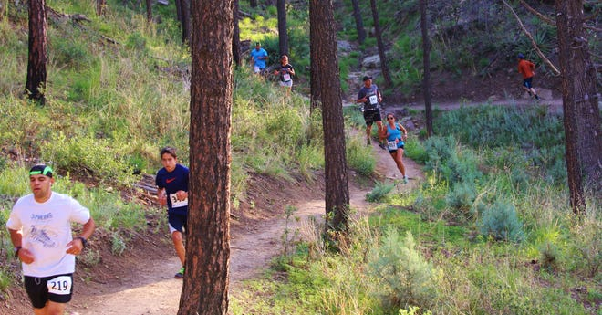 The annual Grindstone Trail Run returns for a third year and offers participants a chance to run in the tall pines on some of New Mexico's finest trail systems Saturday.