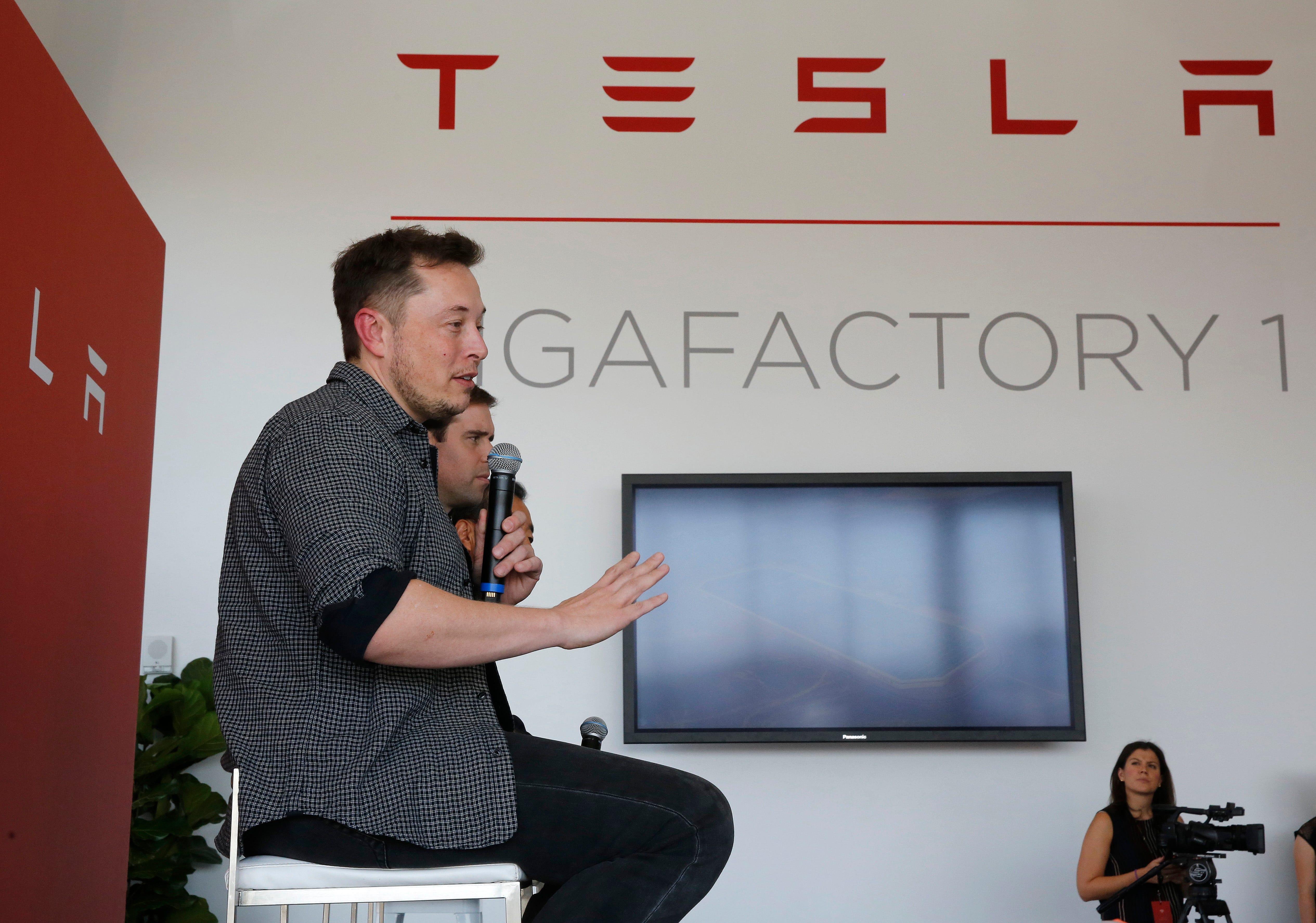 Tesla whistleblower claims rampant theft, drug dealing at Nevada Gigafactory