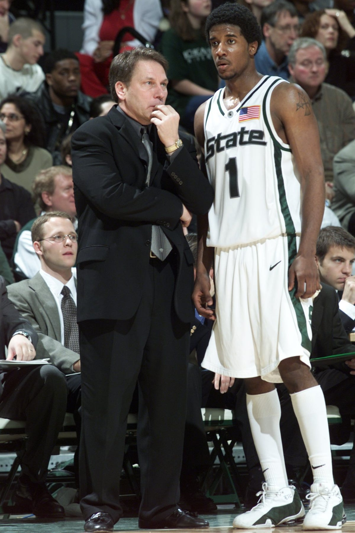 Couch: Ex-Michigan State guard Marcus Taylor at peace with basketball