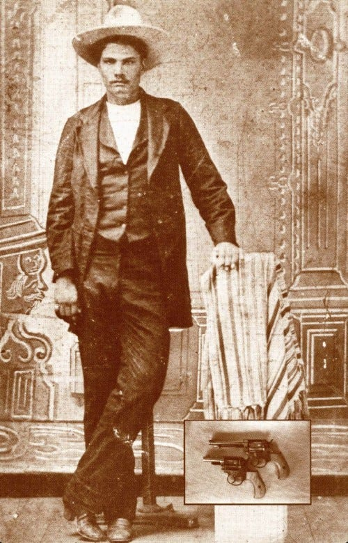 El Paso's toughness criticized after gunfighter John Wesley Hardin robbed card game | El Paso Times