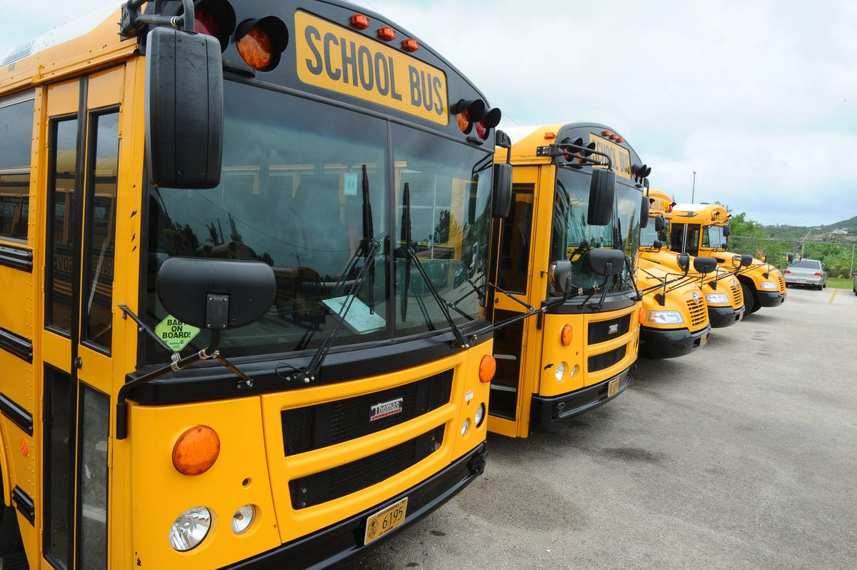OUR VIEW: GovGuam should privatize school bus services