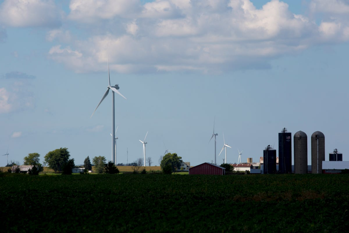 Wind turbines: The money and the myths