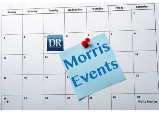 Morris events listings: Music, theater, kids' stuff, museums, parks, more