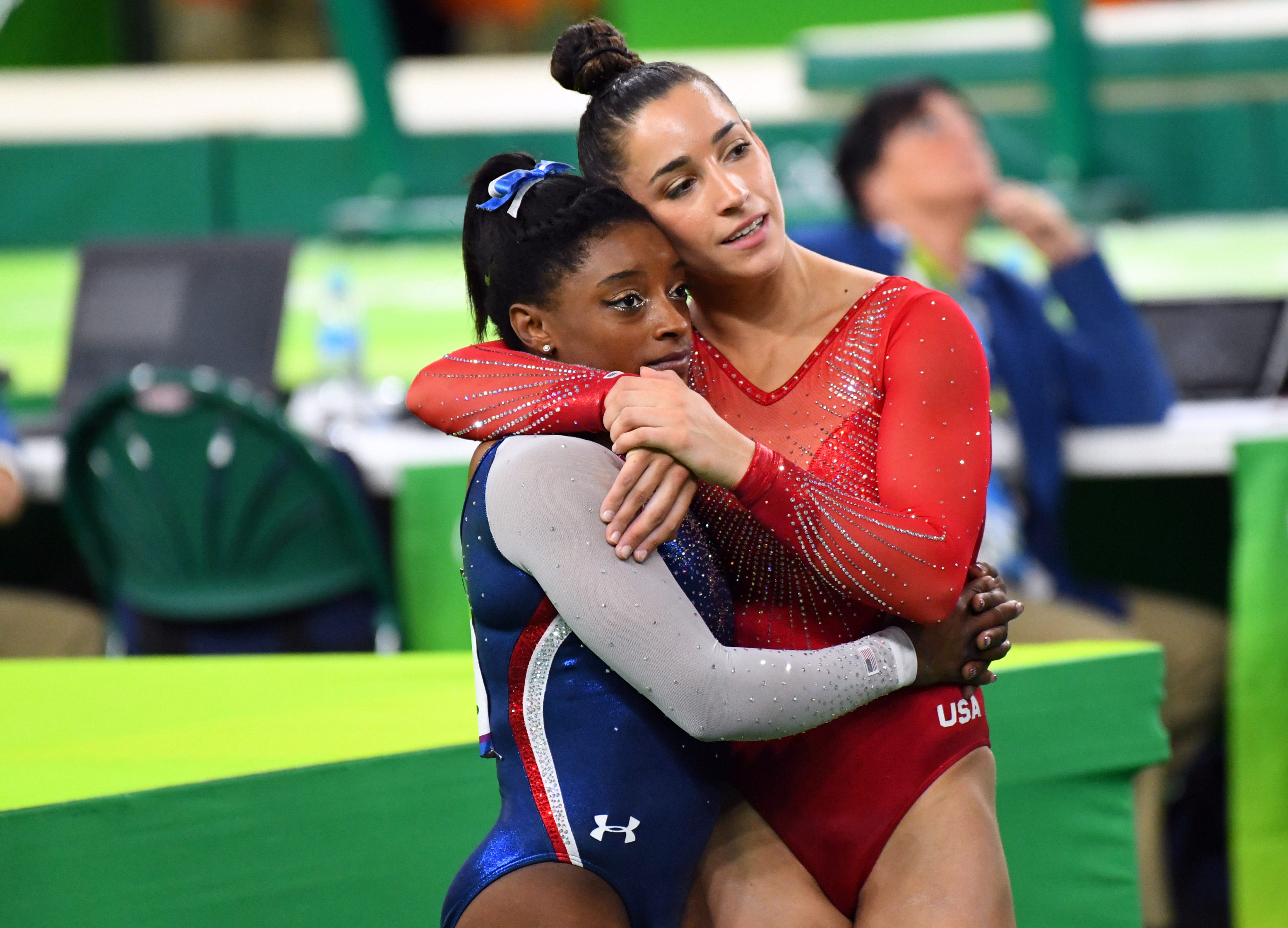 We suffered and continue to suffer : Simone Biles, elite gymnasts blast FBI over failing to stop Larry Nassar abuse