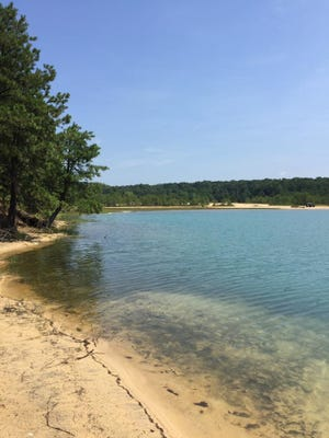 WInslow Township police are cracking down on illegal activity at the Piney Hollow Blue Hole.