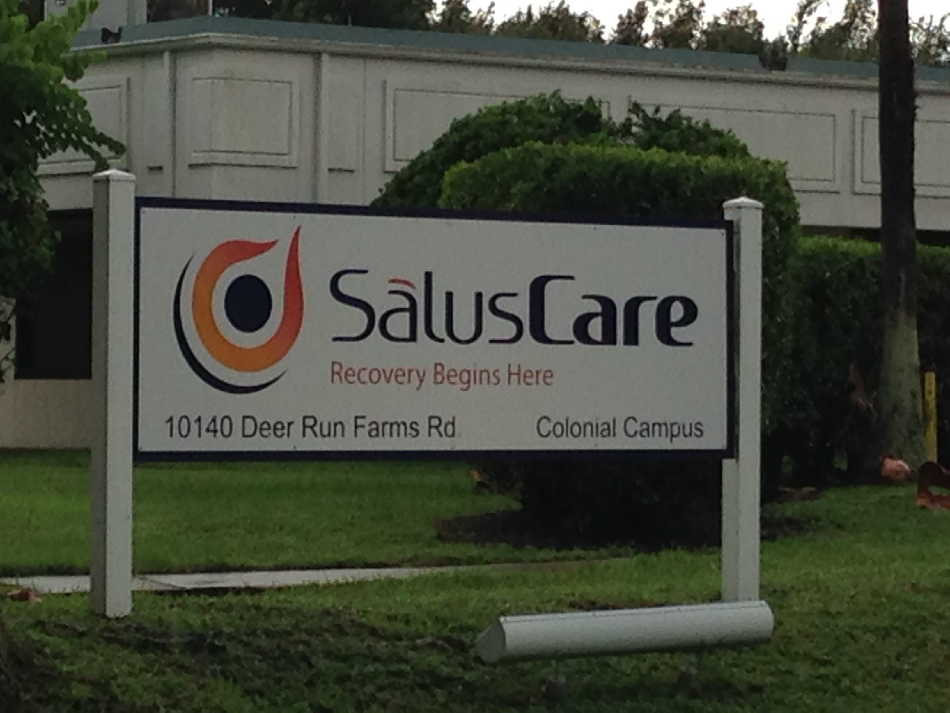 SalusCare campus in Fort Myers.