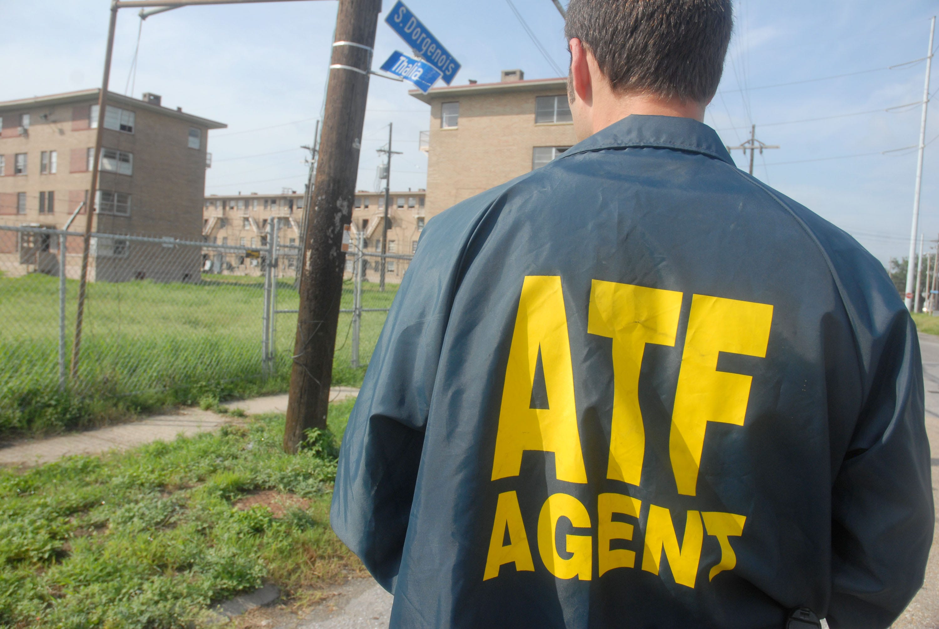 Feds launch search for 'substantial' number of parts, guns stolen from ATF disposal site