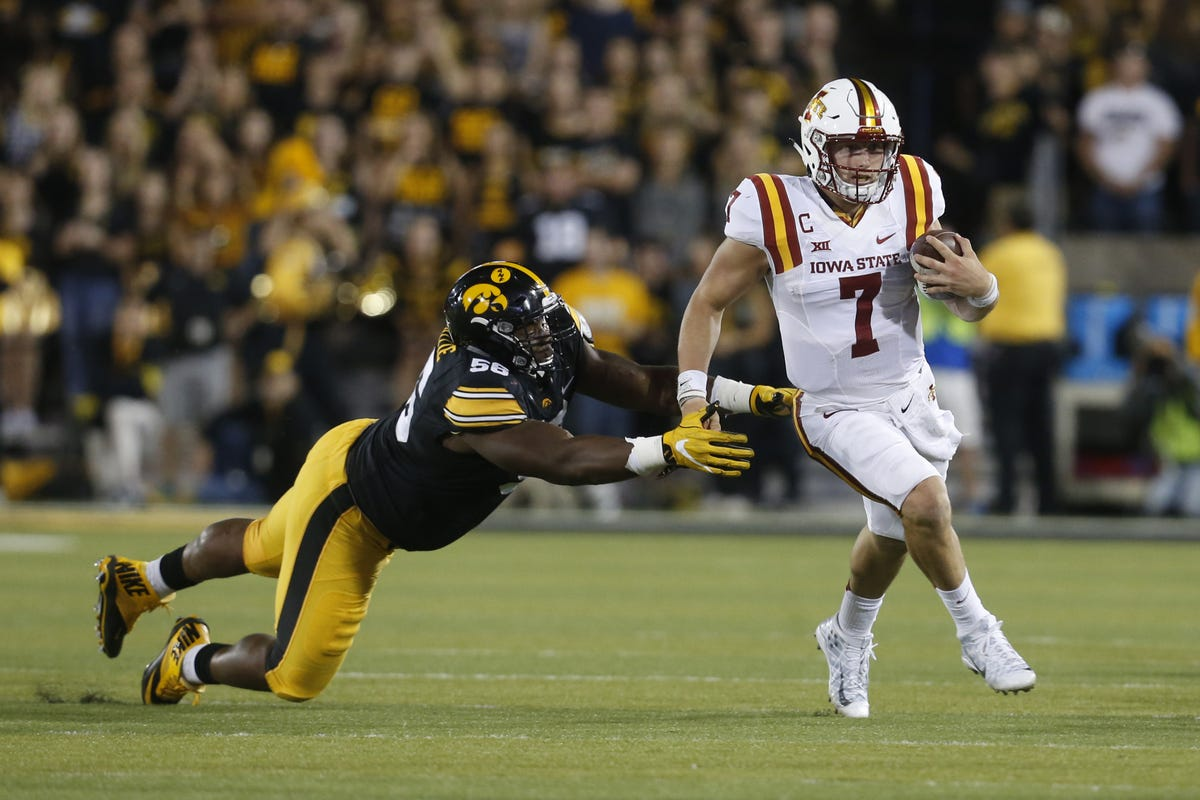 Iowa State takeaways: Cyclones can't escape numerous mistakes