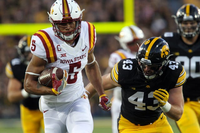 97 Photos Urbandale And Iowa State Star Allen Lazard