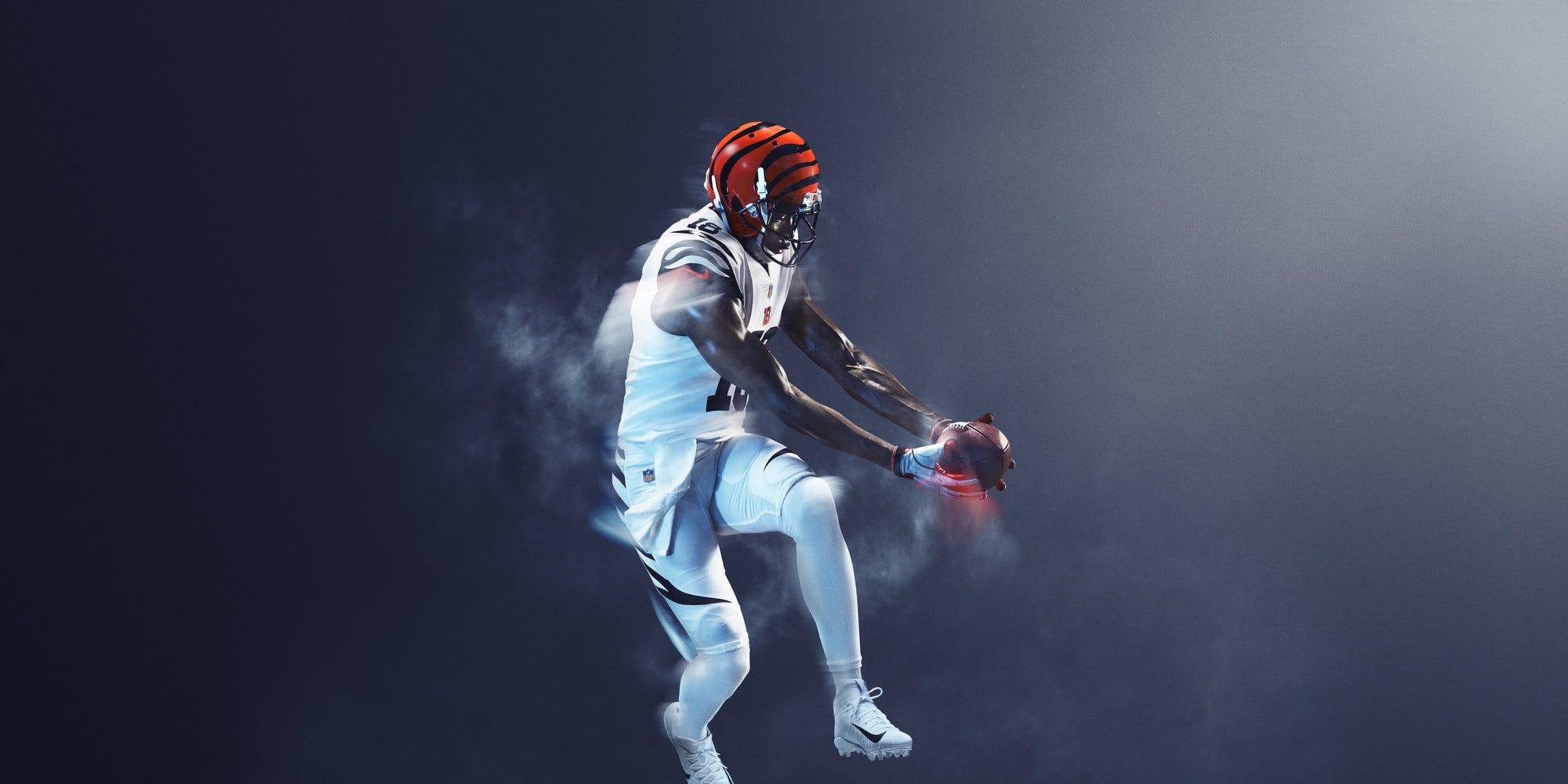 Nike's NFL Color Rush uniforms