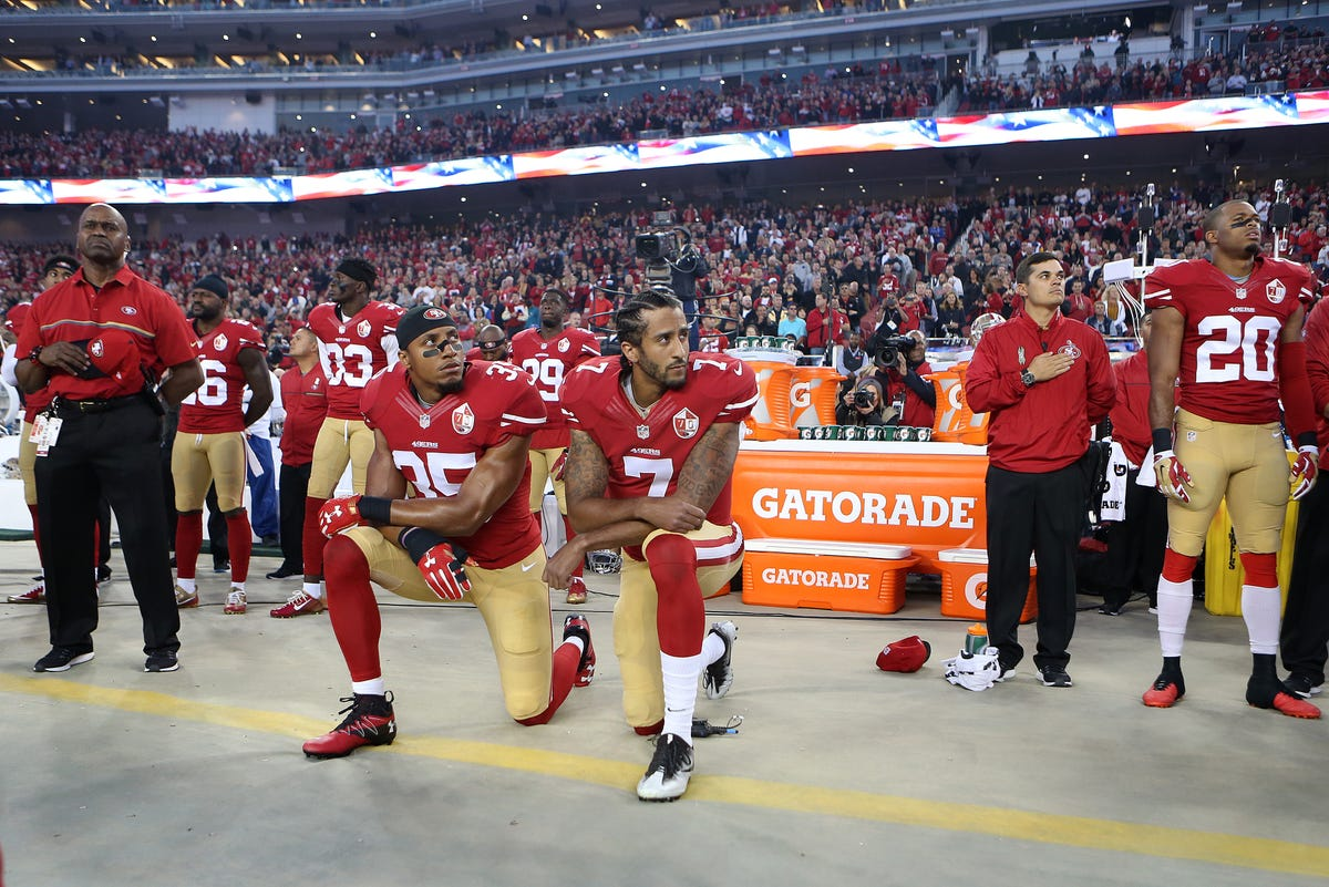 Ricky Jones | Arguments on athletes' protests disappointing