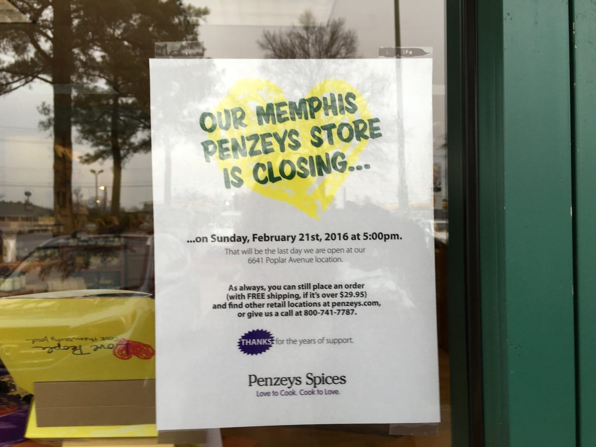 Local Penzeys Spices location to close next month