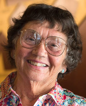 """Margaret """"Pokey"""" Crocker was the longtime executive director of the Discovery Center."""