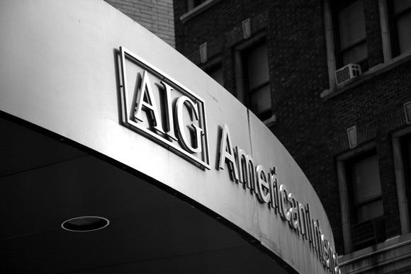AIG released from federal oversight